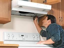how to clean greasy kitchen exhaust fan what to do if your range vent leaks cold air this