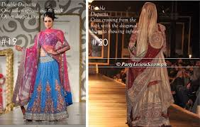 How To Draping Dupatta Draping Styles 12 Bride Pinterest Anarkali