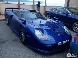 Porsche 911 Gt1 - porsche 911 gt1 spotted on the street of monaco