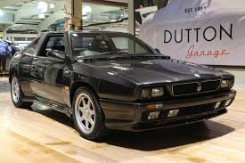 1990 maserati biturbo 1996 maserati shamal for sale dutton garage