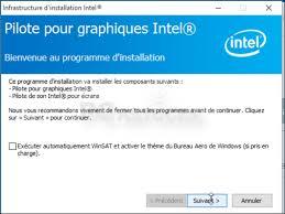 performance du bureau pour windows aero pc astuces améliorer les performances des puces intel hd graphics