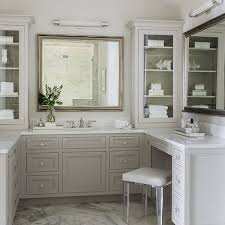 bathroom vanity design u shaped bathroom vanity design ideas