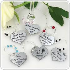 remembrance charms our wine charms personalised with your own special message make a