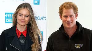 prince harry s girl friend prince harry s ex girlfriend cressida bonas stars in james arthur s