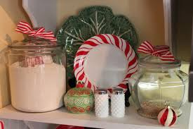 opulent cottage candy christmas kitchen