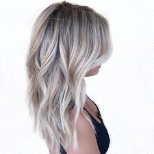 30 platinum blonde hair shades and highlights for 2018 hair