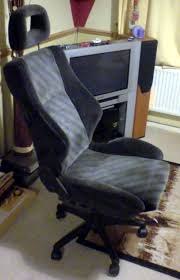 Seat Chair How To Make A Desk Chair From A Car Seat With Pictures Wikihow