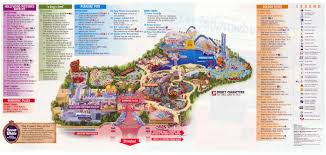 Disney World Google Map by Disneyland Attraction Questions Passporter A Community Of