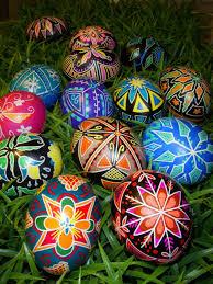 ukrainian egg master the pysanky and create beautiful ukrainian easter eggs