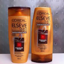 Excepcional Shampoo e Condicionador Óleo Extraordinário Nutrição Intensa  #YR17