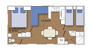 mobil home 4 chambres mobil home 2 chambres en normandie cing 5 étoiles