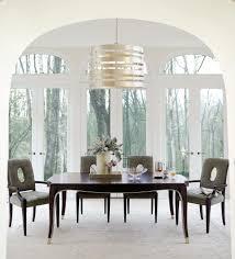 Luxe Home Interior Miramont Dining Table Bernhardt Interiors Luxe Home Philadelphia