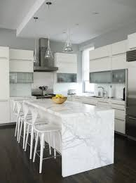 Kitchen Marble Countertops by Most Common Color For Kitchen Countertops White Marble Marble