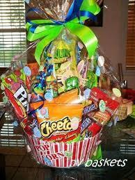 snack baskets 32 best birthday gift baskets images on birthday gift