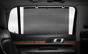 any idea for curtains for the rear side windows nissan forum