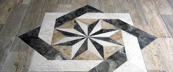 custom floor medallions installers in scottsdale