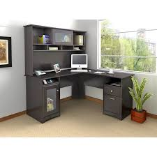 Computer Desk With Hutch by Marvelous Home Office L Desk Trendy Office Interior Bush Cabot