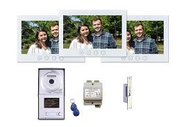 apartment video intercom system bec audio integrated solutions