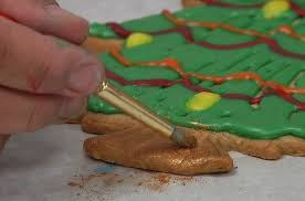 video cook it decorating christmas cookies