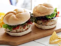 southwest turkey burgers recipe rachael food network