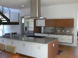 two tone modern kitchen uncategorized 2 tone cabinets both stained pictures kitchen