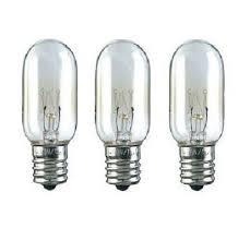 whirlpool microwave light bulb replacement microwave light bulb for kitchenaid whirlpool 40 watt 3 pack