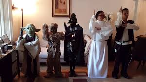 our halloween family costumes 2015 star wars youtube