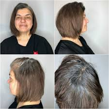 hair frosting to cover gray how to go gray tips for transitioning to gray hair