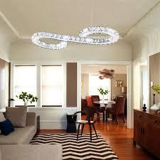 ladario sala da pranzo gallery of lusso cristallo plafoniera soggiorno sala da pranzo