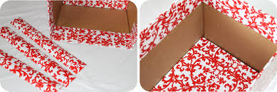 Decorate Cardboard Box Decorate Cardboard Boxes For Storage Best Decoration Ideas For You