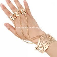 finger chain rings images Gold bracelet finger chain rings women oblacoder jpg