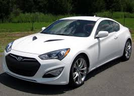 why is the genesis coupe relatively unpopular cars