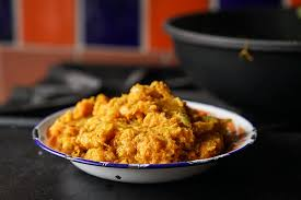 cuisiner la patate douce refrito de patate douce recette épices de cru