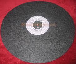 platter mat felt turntable platter mat with stroboscope