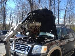 Ford Explorer Engine Swap - 4 6 engine removal questions ford explorer and ford ranger