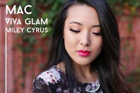 review u0026 swatches mac viva glam miley cyrus from head to toe