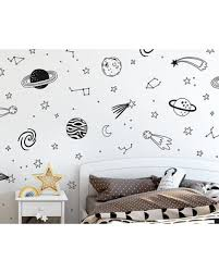 Vinyl Wall Decals For Nursery New Shopping Special Space Wall Decals Vinyl Decals Nursery