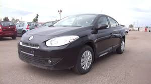 renault fluence 2010 2011 renault fluence start up engine and in depth tour youtube
