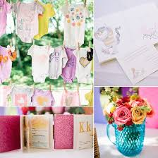 baby shower colors classic storybook baby shower with girlie colors popsugar