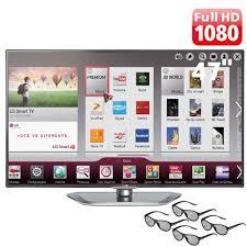 """Excepcional Smart TV Cinema 3D LED 47"""" Full HD LG 47LA6204 com Função Torcida  @TX74"""