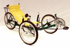 Recliner Bicycle by Recumbent Bikes