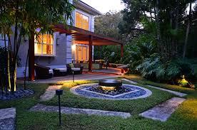 Florida Backyard Ideas Backyard Designs Miami Outdoor Furniture Design And Ideas