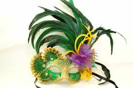 green mardi gras mask mardi gras mask no 2 wholesale news