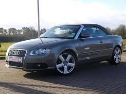 audi a4 convertible s line for sale 2008 audi a4 s line 2 0tdi cabriolet auto for sale in hshire