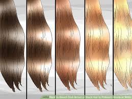 dark hair after 70 how to bleach dark brown or black hair to platinum blonde or white