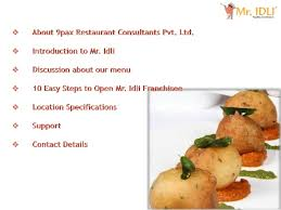 Mr Idli 8 July 2014 1000 Sq Ft