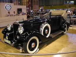 classic volvo volvo p1800 classic car show