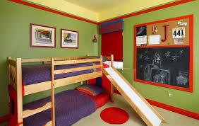 Castle Bunk Bed With Slide Bedroom Design Loft Bed With Slide Castle Make Bedroom And