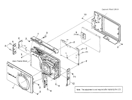sony digital camera parts model dsc s750 sears partsdirect find