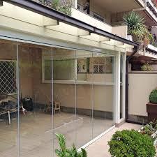 chiudere veranda a vetri costo per chiudere veranda edilnet it for copertura